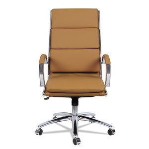 CHAIR,HB,LTHR/CHROME,CML