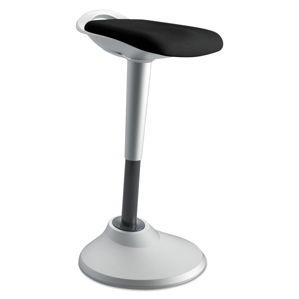 STOOL,SLVR PERCH,BK
