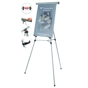 EASEL,DISPLAY,3LEG,LW,SV