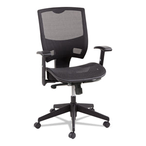 CHAIR,ALL MESH,MID-BK,BK