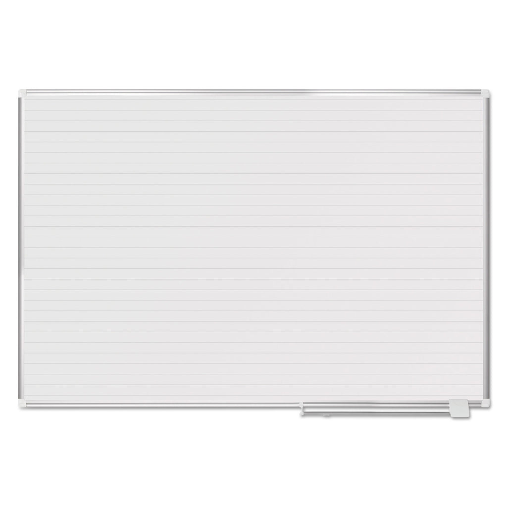 BOARD,PLNR,72X48 RULED,WH