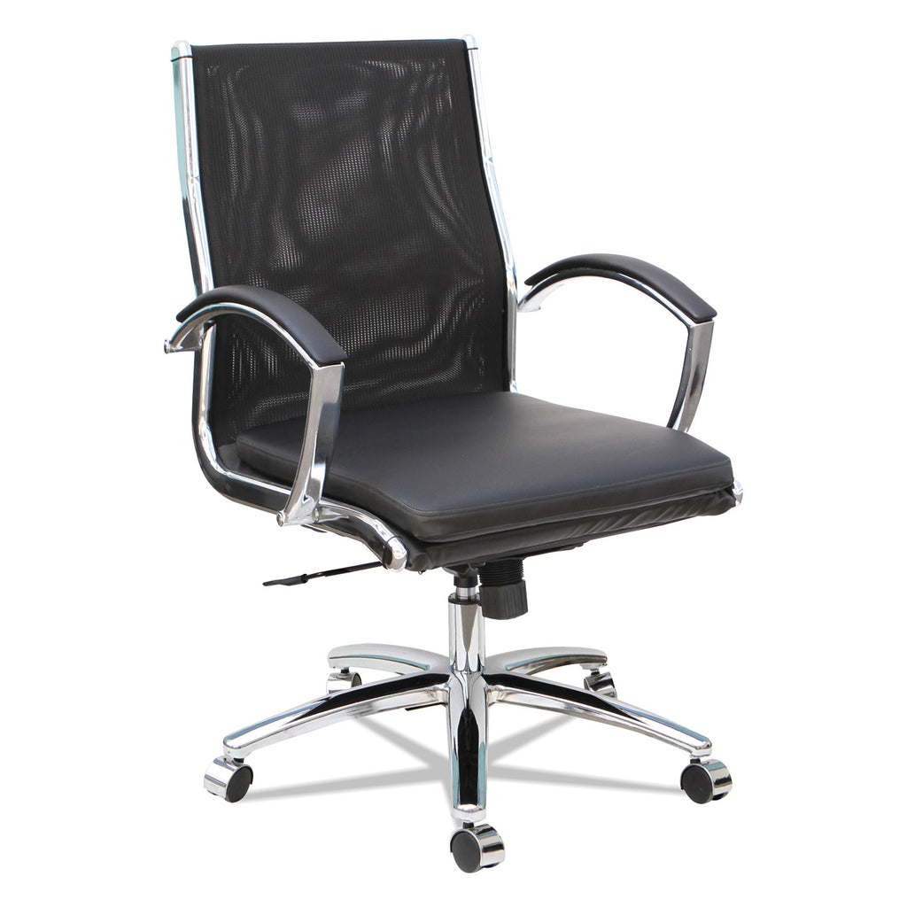 CHAIR,MB,MESH/LTHR,CRM,BK