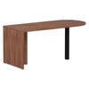 "DESK,66"",D TOP,WL"