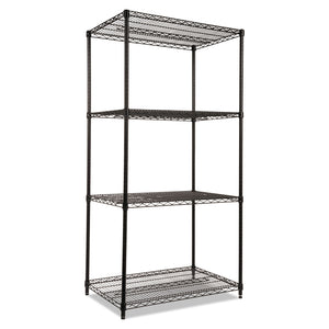SHELVING,WIRESTART36X24BK