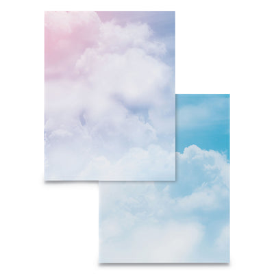 PAPER,PP-CLOUDS,100/PK
