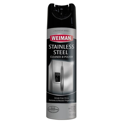 CLEANER,STAINLESS STEEL