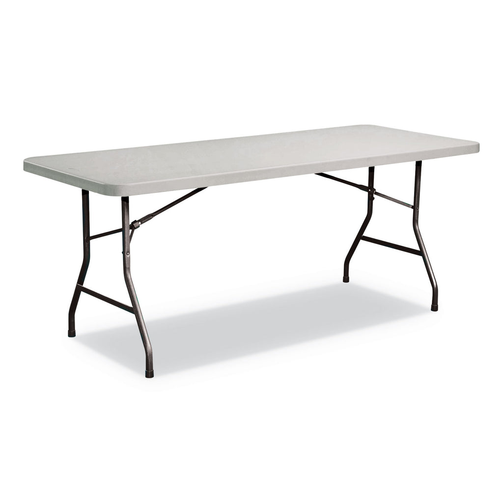 TABLE,FLDN,72X30,GY