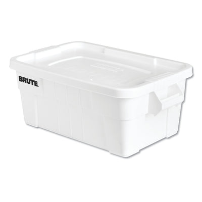 CONTAINER,BRUTE,14GAL,WH