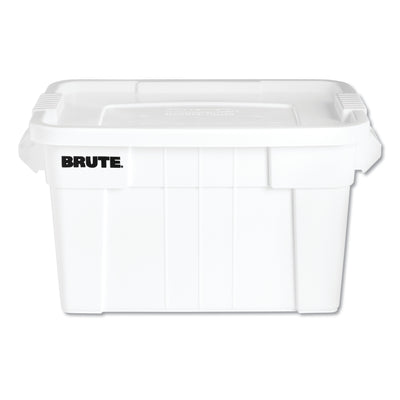 CONTAINER,BRUTE,20GAL,WH