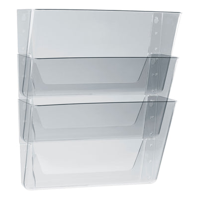 FILE,WALL,LTR,3/PK,CLR