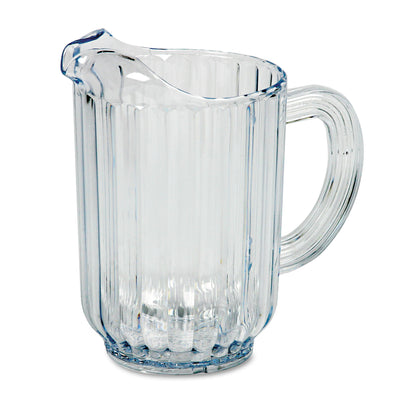 PITCHER,BOUNCER,60OZ,CLR