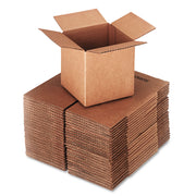 BOX,6X6X6CORRUGATED,BRKR