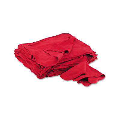 TOWEL,SHOP,50/PK,RD