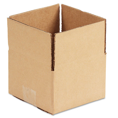 BOX,6X6X4CORRUGATED,BRKR