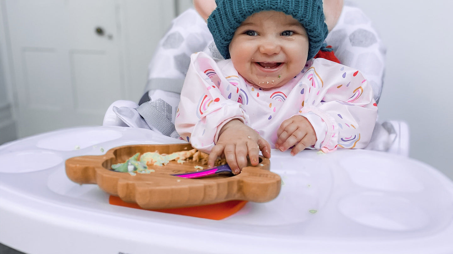 Hannah Evans' Snax Highchair Review