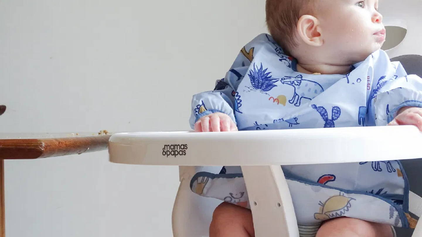 Ali Buckley's Bop Highchair Review