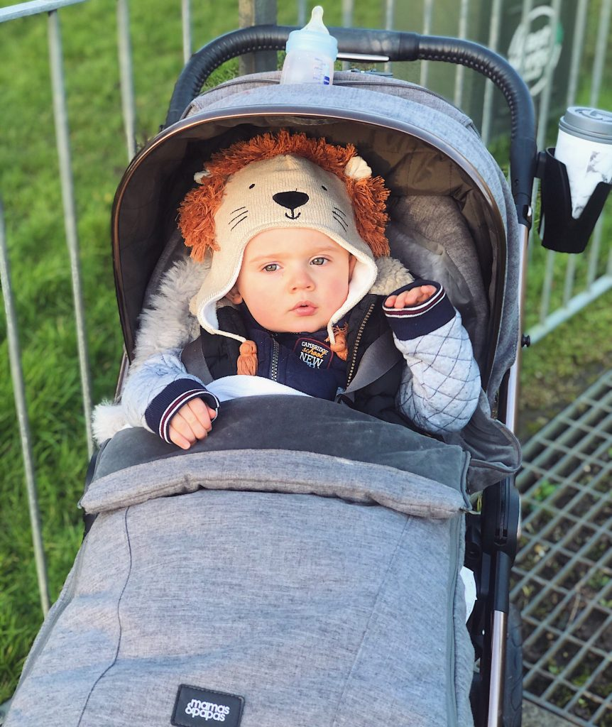Hollie Evelyn's Ocarro Pushchair Review