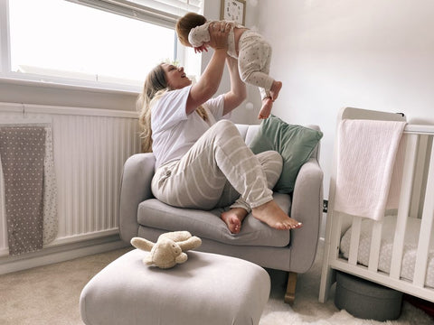 Holly Burge Hilston Cuddle Chair Review