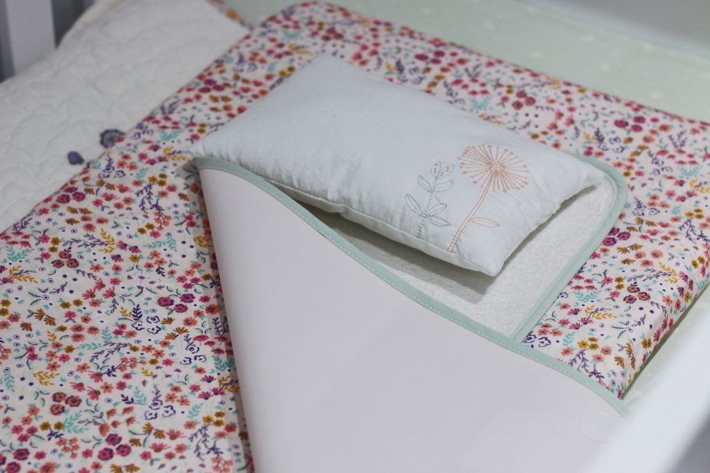 The Lilybelle interiors changing mat