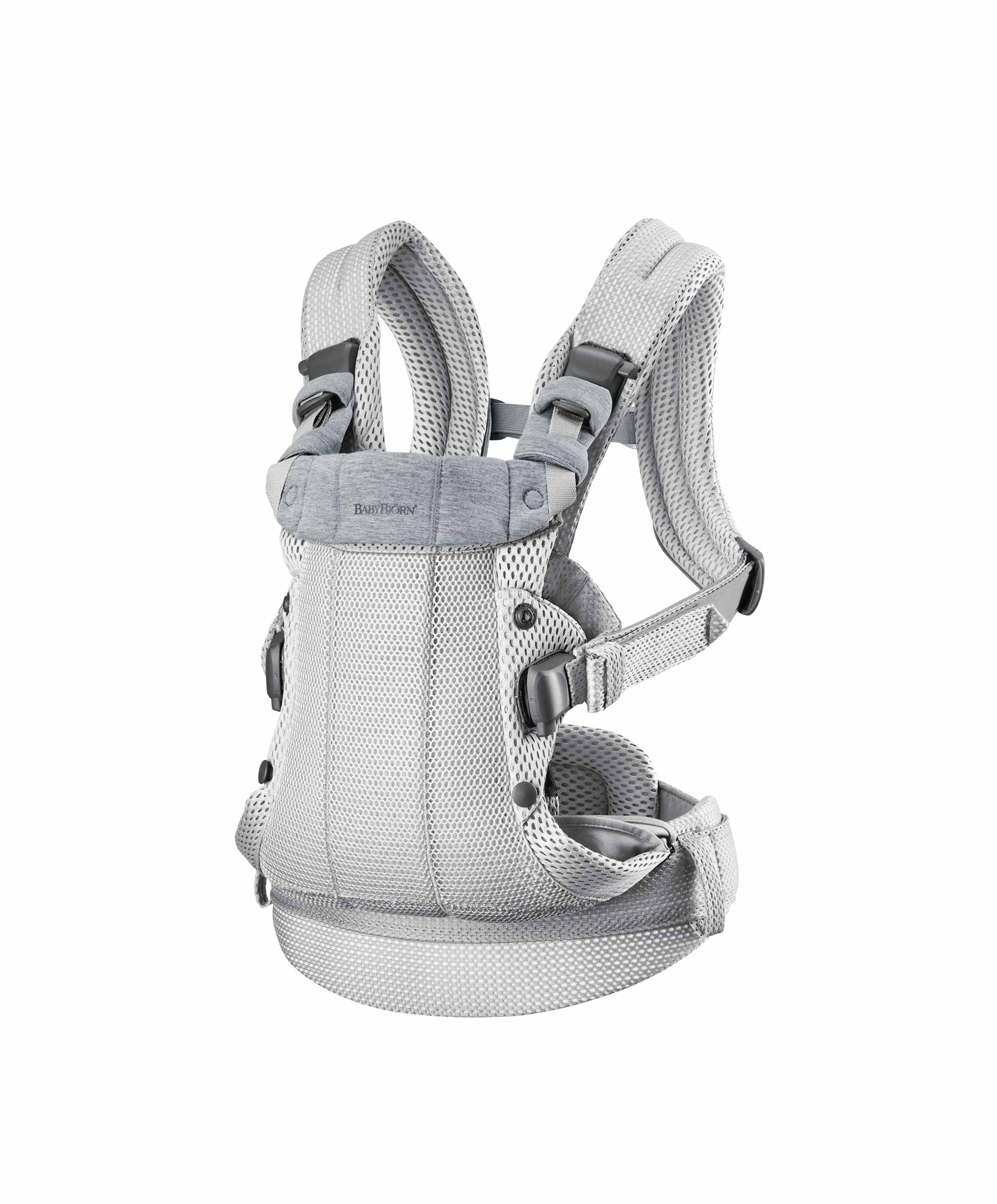 Baby Bjorn Baby Harmony Carrier - Silver