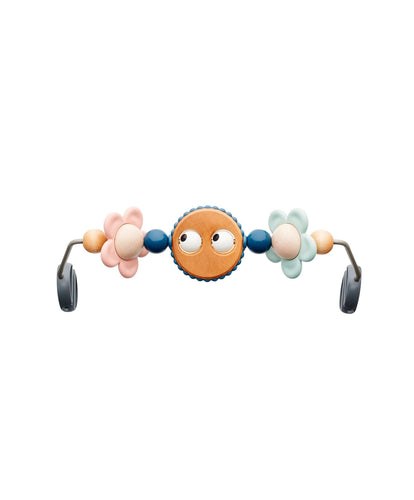 BabyBjorn Toy Bars BabyBjorn Toy for Bouncer - Googly Eyes Pastels