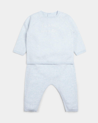 Mamas & Papas Outfits & Sets Knitted Top & Leggings - 2 Piece Set