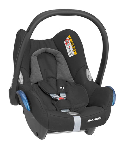 Maxi Cosi Car Seats Maxi-Cosi CabrioFix - Essentials Black