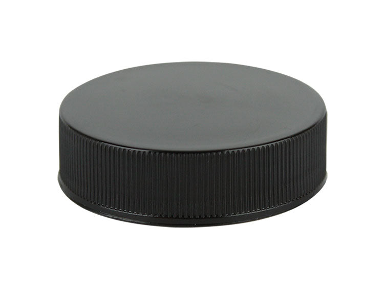 Black Ointment Jar Lid