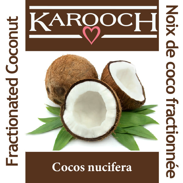 Fractionated Coconut