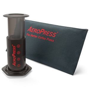 AeroPress Coffee Press with Tote Bag