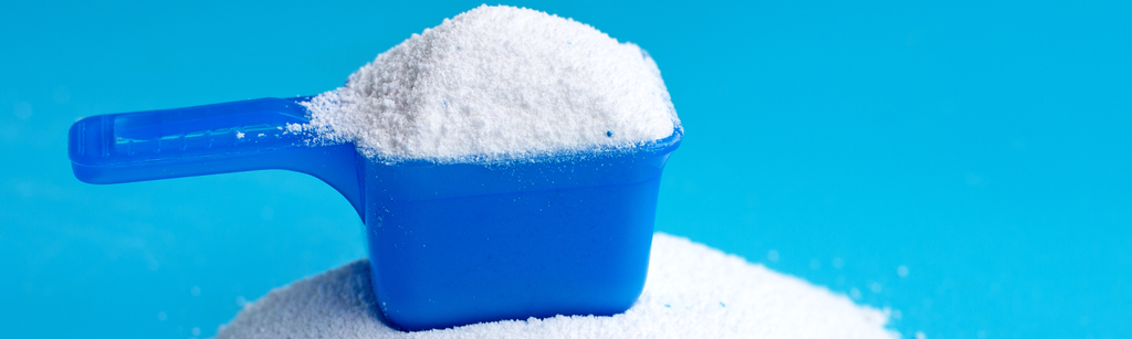 Can detergent affect the skin?