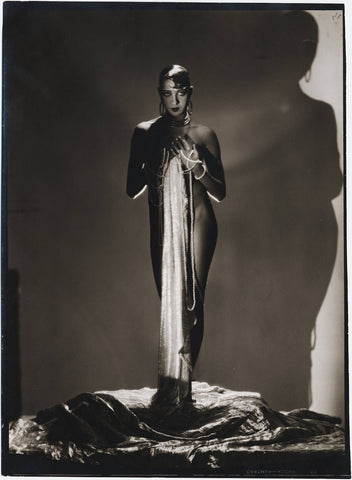 Vanity Fair Photograph of Josephine Baker, 1929, Source - Pinterest