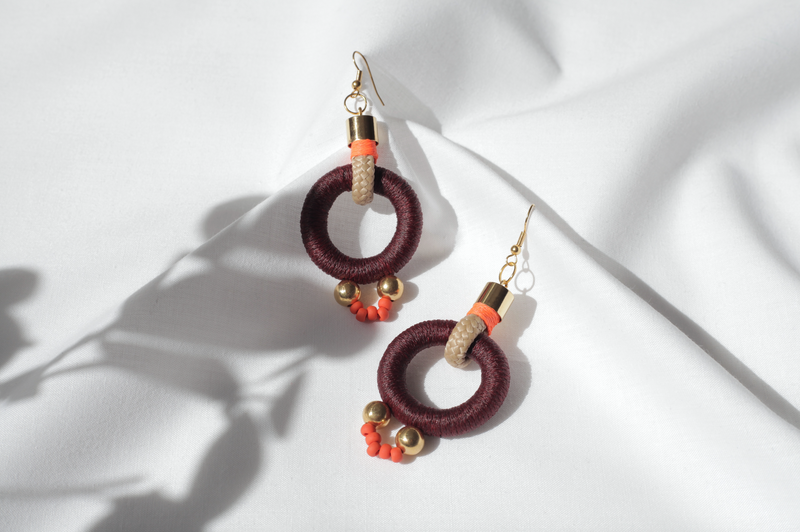 Pichulik Alpha Earrings
