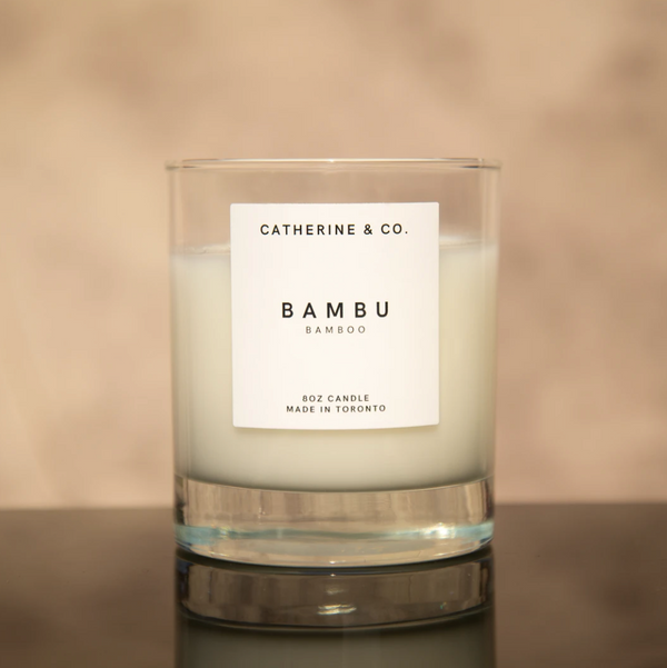 Catherine & Co Bambu Candle