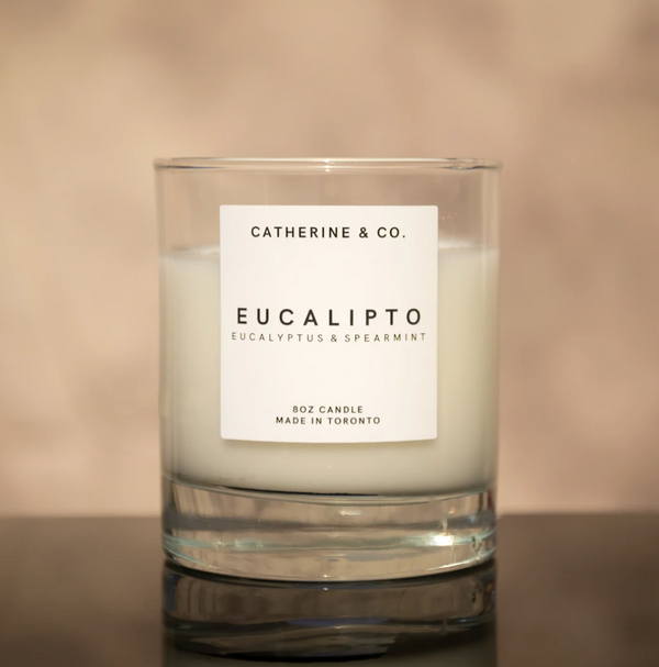 Catherine & Co Eucalipto Candle