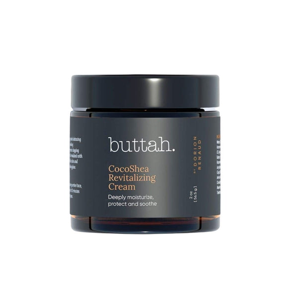 Buttah Skin Coco Shea Revitalizing Face Cream