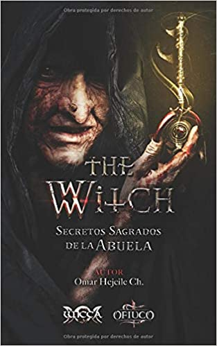 Libro Secretos Sagrados de la Abuela THE WITCH