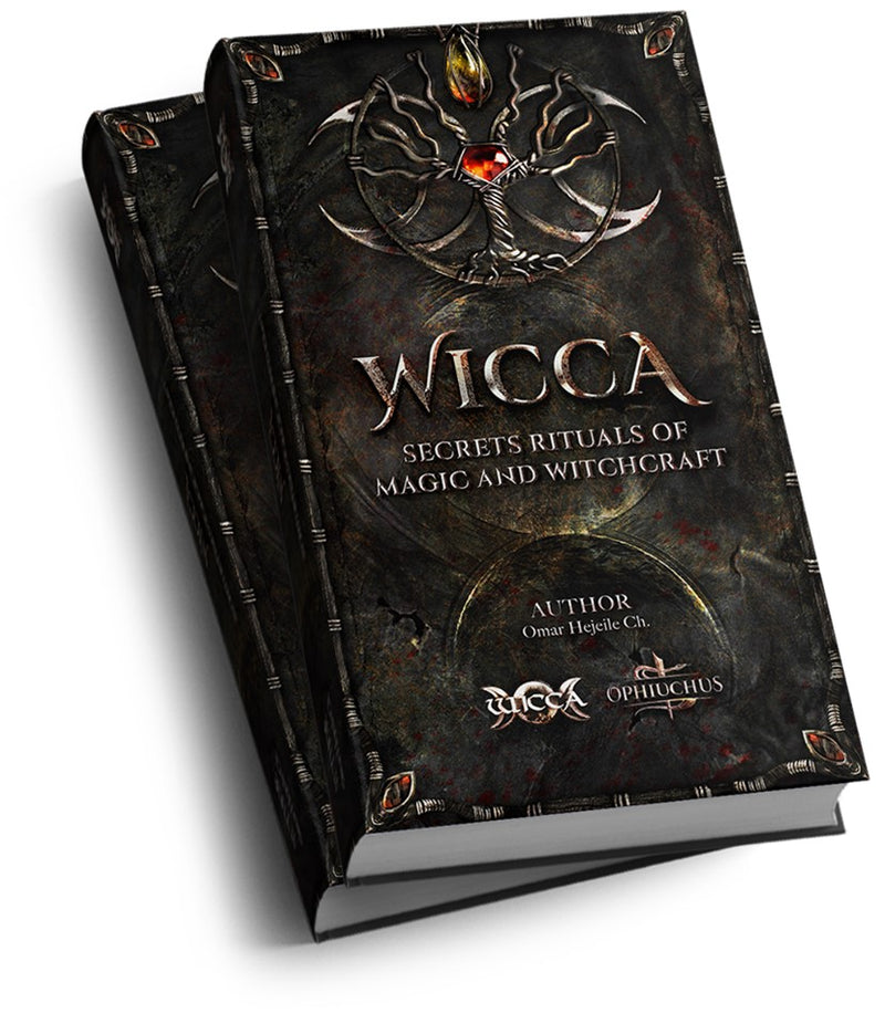 Book Wicca Secrets Rituals of  Magic and Witchcraft