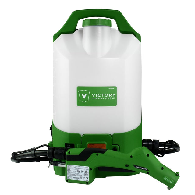 VICTORY ELECTROSTATIC SPRAYER BACKPACK