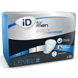 ID For Men Level 2 16x10