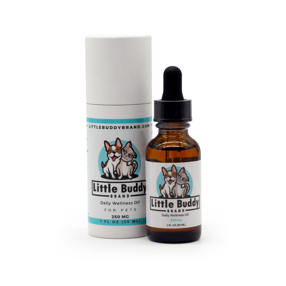 Little Buddy 250mg Pet Wellness Oil