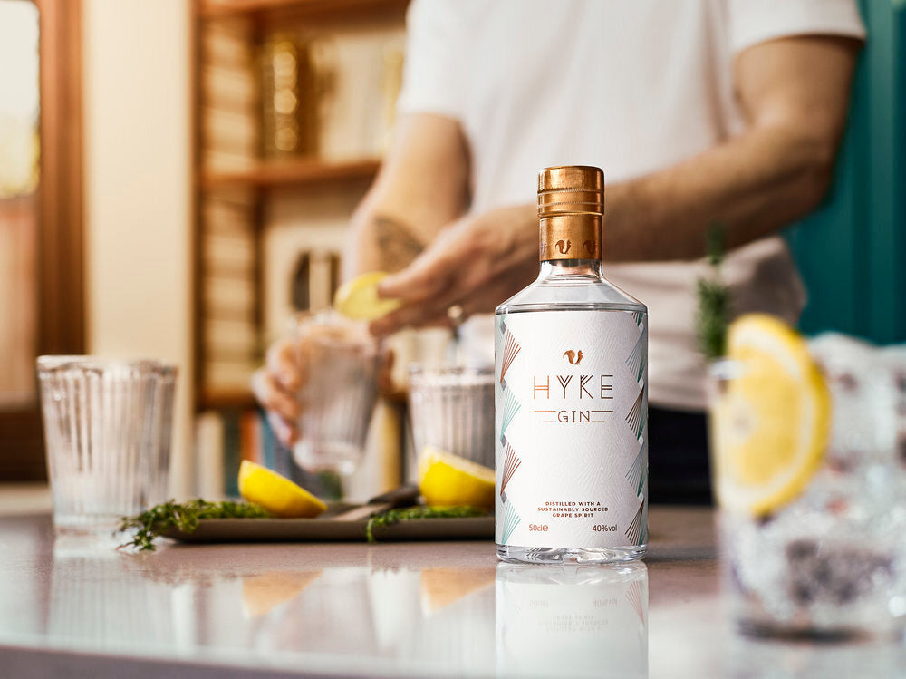 HYKE Gin Launch