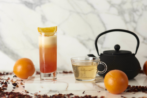 Foxhole Spirits Tiger Lolly Gin Cocktail