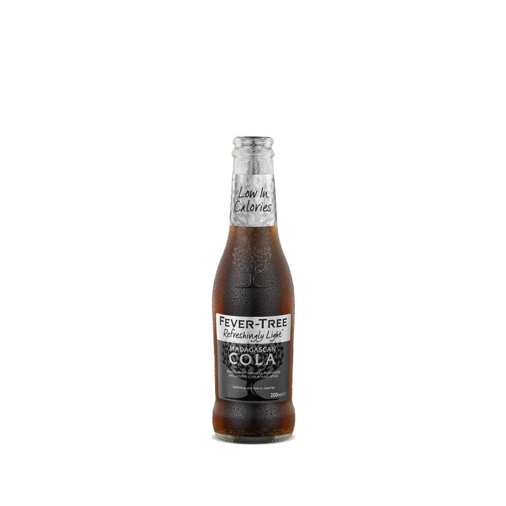 Foxhole Spirits Fever Tree Madagascan Cola Refreshingly Light 200ml