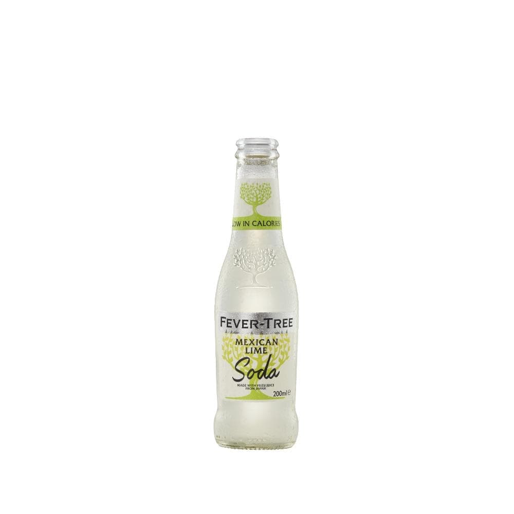 Foxhole Spirits Fever Tree Mexican Lime Soda 200ml