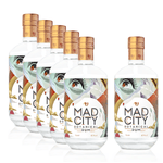 Foxhole Spirits Mad City Botanical Rum 70cl Case of 6