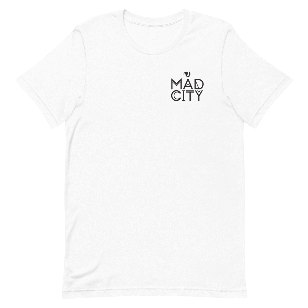 Foxhole Spirits Mad City T-Shirt - White