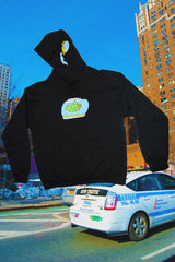 FISHBOWL HOODED SWEATER
