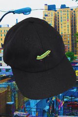 Black Skateboard Hat