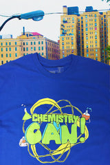 Blue Chemistry Can T-Shirt